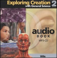 Apologia - Exploring Creation with General Science MP3 Audio CD      2nd ed. NEW