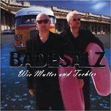 BADESALZ WIE MUTTER UND TOCHTER CD WIE NEU D766