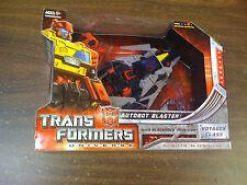 Transformers Universe Autobot Blaster  NEW FREE SHIP US