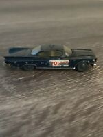 Husky Models #9 Buick Electra Police Patrol Car made in Great Britain