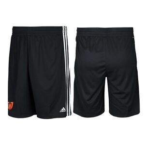 Adidas Men's Climalite Performance Practice Black Shorts