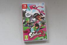 Splatoon 2 Nintendo Switch - DISPLAY BOX ONLY