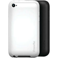 XtremeMac Tuffwrap Case For Apple iPod touch 4G 2 Pack Black White 02289