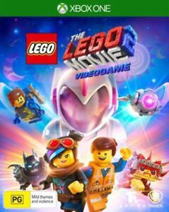 The LEGO Movie 2 Xbox One,  NEW SEALED GENUINE AUSTRALIAN RELEASE