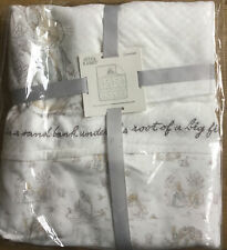 Mothercare Peter Rabbit Coverlet Suitable For A Cot Or A Cot Bed 🌟 BNIP 🌟