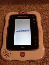 Vtech InnoTab 2S Learning Educational Tablet 3 Games & Carrying Case Tested