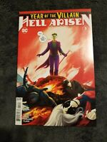 Hell Arisen 3 (2nd print) 1st appearance Punchline NM/M 🔥 Key Issue