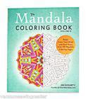 The Mandala Coloring Book Volume II