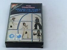 The Osmands - Around The World Live In Concert Cassette