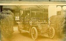 RA823 Early RP POSTCARD Wolseley Vintage Car