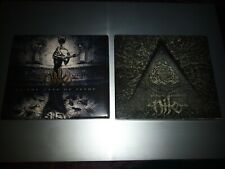 Nile At the Gate Of Sethu/What Should Not Be Unearthed  2 CD Lot Hate Eternal