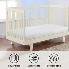 Cot Bed Mattress Premium Foam Mattress for Baby Toddler Sizes handmade in the UK