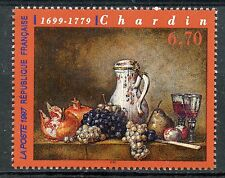 STAMP / TIMBRE FRANCE NEUF N° 3105 ** TABLEAU ART / OEUVRE DE CHARDIN