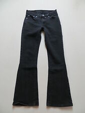 Levi's® 529 Bootcut Jeans Hose, W 29 /L 32, Schwarz ! Black Stretch Denim, RAR !