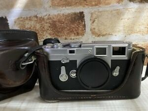 [Exc++++] Leica M3 Single Stroke Rangefinder 35mm Film Camera From JAPAN #400