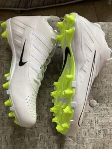 Nike Lacrosse Cleats New 11.5 White