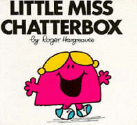 Little Miss Chatterbox (Little Miss library), Hargreaves, Roger, Very Good Book
