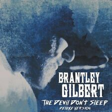 BRANTLEY GILBERT - THE DEVIL DON'T SLEEP (DELUXE EDITION)  2 CD NEW