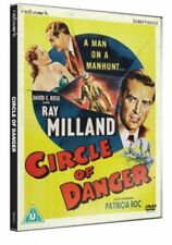 CIRCLE OF DANGER. Ray Milland. New Sealed DVD.