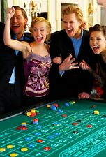 Croupier and Roulette Table For Hire - Roulette Dealer - Fun Casino Weddings etc