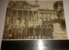 Orig. Foto / MP 40 / Reichstagsgebäude / Berlin / Rote Armee / 7. Mai 1945