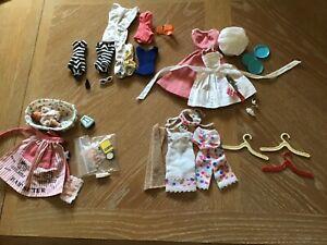 Vintage, original Barbie clothes