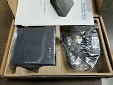 Cisco SPA112; 2 Port Phone Adapter