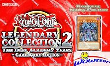 Yugioh LEGENDARY COLLECTION 2 Gameboard Edition Dual Academy Factory Sealed Box