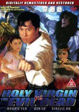 Holy Virgin Vs The Evil Dead- Hong Kong Kung Fu Martial Arts action movie