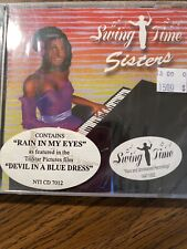 Swing Time Sisters Various Artists 1947-1952 New CD