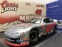 2002 Sterling Marlin #40 Coors Light Dodge Intrepid in Bottle 1:64 Action