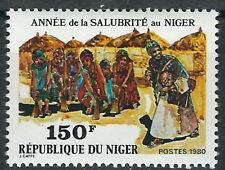 Niger - Nigrisches Jahr der Gesundheit postfrisch 1980 Mi. 706