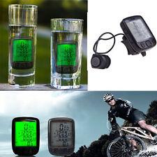 Markenlose Fahrradcomputer mit Geschwindigkeitsmesser