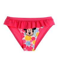 Disney Minnie Badehose Mädchen Bikini Bikinihose Gr. 104 116 128 134 140 NEU