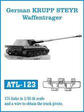 FRIULMODEL METAL TRACKS GERMAN KRUPP STEYR WAFFENTRAGER Scala 1/35 Cod.ATL-123