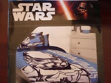 STARWARS STORM TROOPER - QUILT COVER - QUEEN OR SINGLE SIZE
