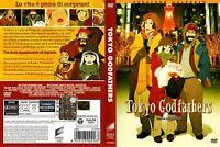 Tokyo Godfathers (2003) DVD RENT NUOVO Sigillato in Lingua Italiana