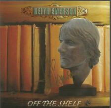 Off the Shelf * by Keith Emerson (CD, Mar-2006, Castle Music Ltd. (UK)) Signed