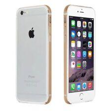 Étuis, housses et coques Bumper dorés iPhone 6 pour téléphone mobile et assistant personnel (PDA)