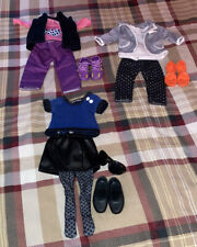 Lot of Doll Outfits and Accessories that fit Journey Girl