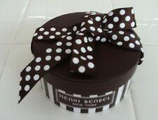 New Henri Bendel Mini Hat Box/Jewelry Box, Very Special Beautiful