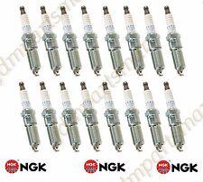 16 pcs NGK 4998 Laser Platinum Spark Plugs fits Chrysler Dodge Jeep SRT8 6.1L V8