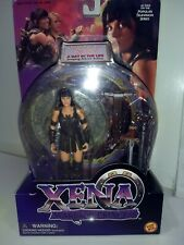 Xena Warrior Princess Warrior Xena A Day In The Life Action Figure ToyBiz 42000