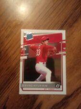 2020 Optic Kwang-Hyun Kim Rc NM St. Louis Cardinals
