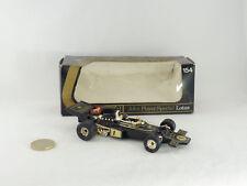 Corgi 154 Lotus John Player Special de Fittipaldi F1 World Champion 1972 (#A6b)