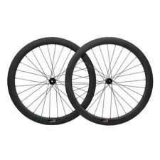 Straight pull Center-lock DT350S Disc Carbon Clincher Road Bike Wheelset 50mm UD