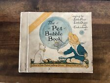 VINTAGE Gramophone Records Pet Bubble Book Mayhew Childrens BOOK & MUSIC