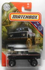 MATCHBOX 2020 1968 DODGE D200 W CASE JUNGLE 65/100 MINT ON CARD