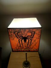Spiderman Fabric Children's square Lamp Shade