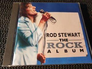 Rod Stewart - The Rock Album - 1989 Mercury CD compilation - W German press rock